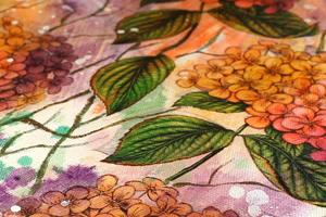 Краски по ткани акриловые