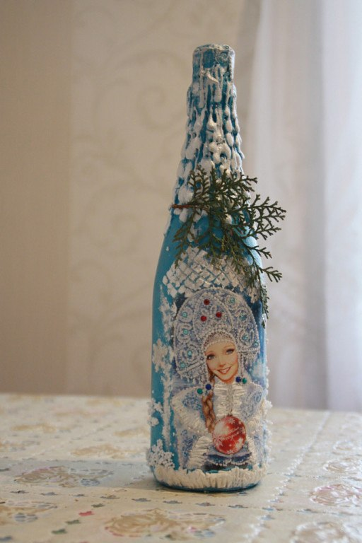 Коваленко Анна, город Черкесск. Теплая Зима