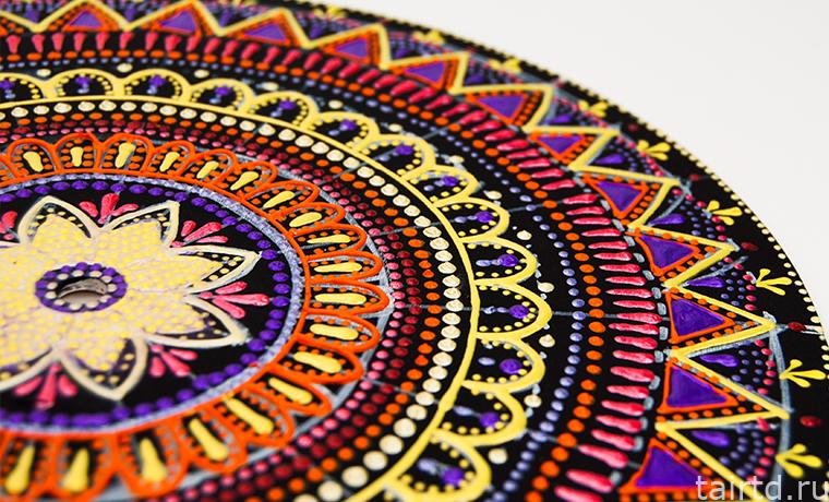Схемы и трафареты для точечной росписи