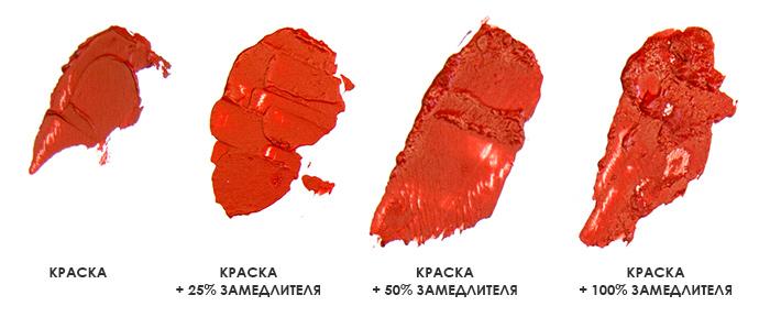 акриловая-краска-и-замедлитель-высыхания-пастозность
