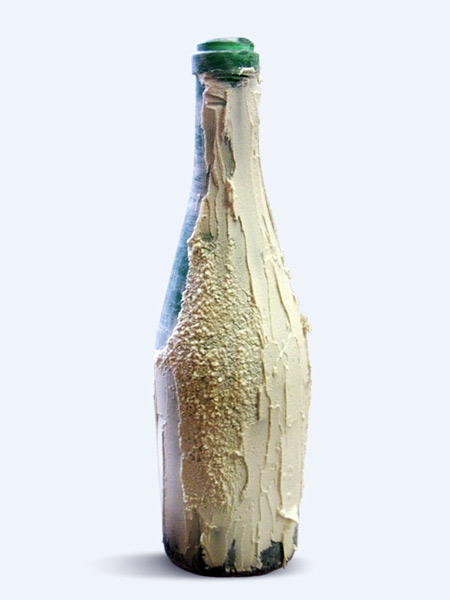 Бутылка ваза своими руками
