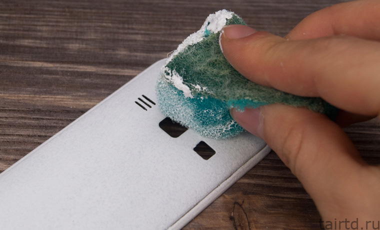 Декупаж мобильного телефона