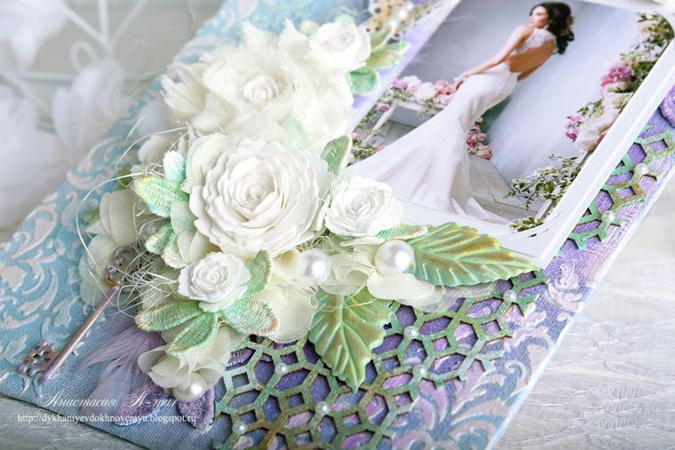 Свадебный скрапбукинг мастер-класс