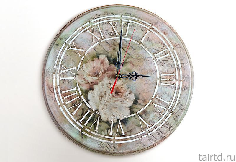 Винтажные часы своими руками